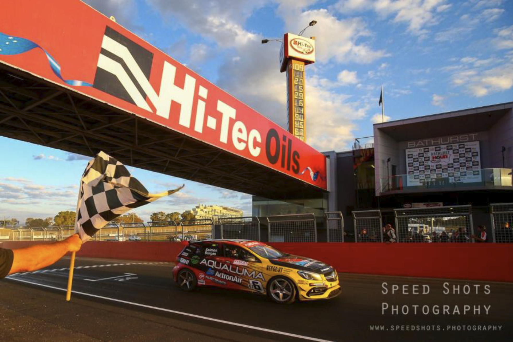 4th Outright At The Bathurst 6 Hour - Race Wrap Up