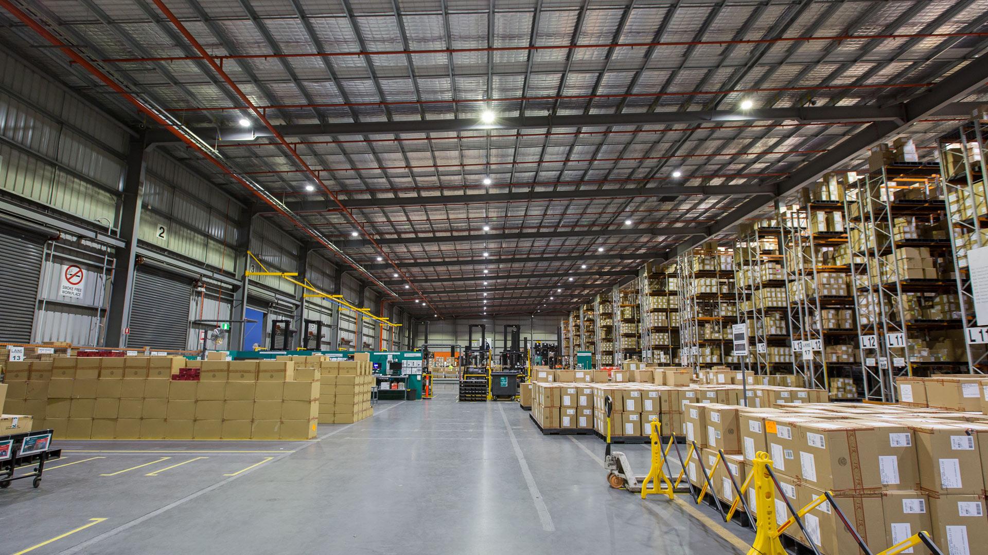 Led High Bay Lights Commercial Amp Industrial Aqualuma