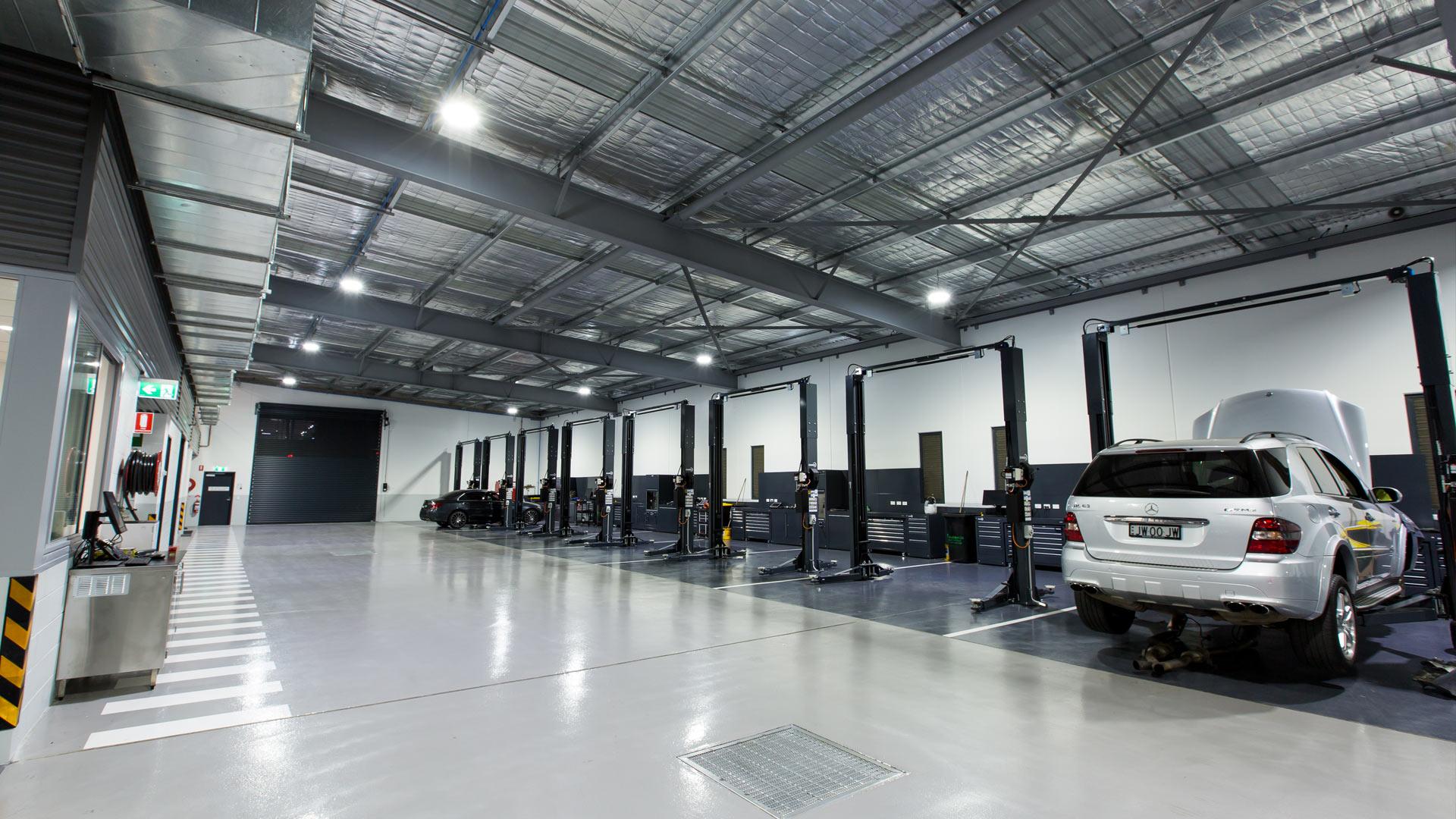 LED High Bay Lights | Commercial & Industrial | Aqualuma